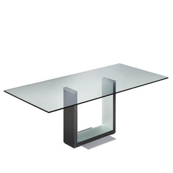 Esstisch glas modern  Esstisch Glas Ausziehbar Gunstig ~ Möbel und Heimat Design Inspiration