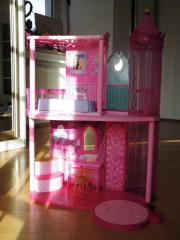 barbie schloss kaufen gebraucht und g nstig. Black Bedroom Furniture Sets. Home Design Ideas