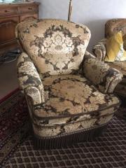 Barock Couch Garnitur