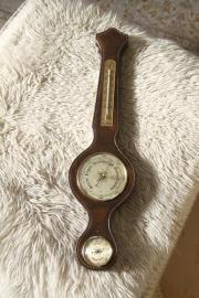 Barometer mit Thermometer