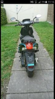 Baschtler Moped zu