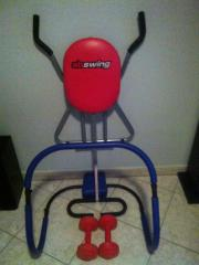 Bauchtrainer Abswing +Abroll