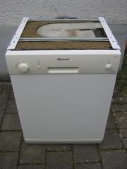 Bauknecht Spülmaschine in