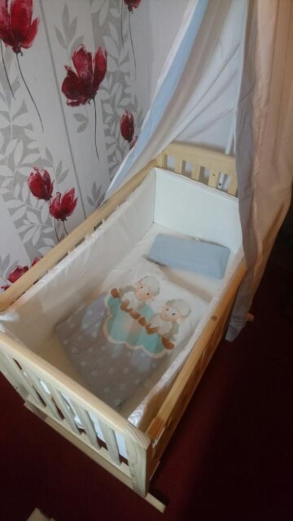 babywiege rollen neu und gebraucht kaufen bei. Black Bedroom Furniture Sets. Home Design Ideas
