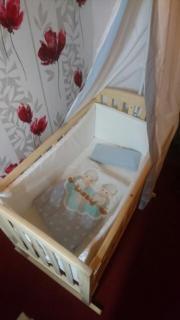 beistellbett stubenwagen kinder baby spielzeug. Black Bedroom Furniture Sets. Home Design Ideas