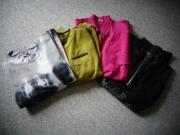 Bekleidungspaket Mädchenbekleidung ca.