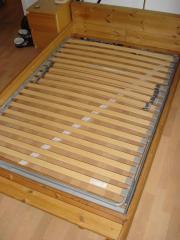Bett in Übergröße