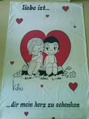 Bettwäsche Liebe ist...