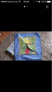 Bettwäsche WARM! Spongebob