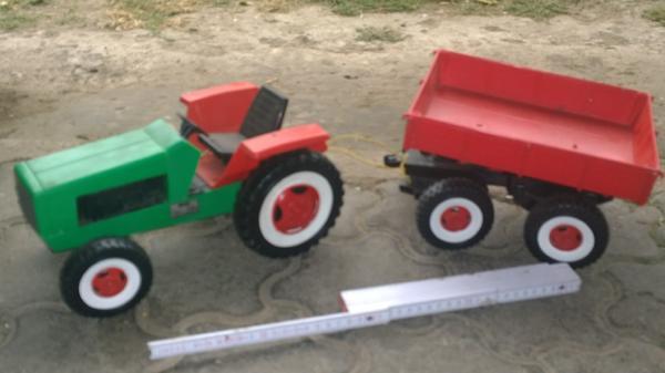 Man traktor kaufen gebraucht und günstig