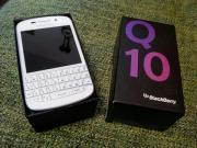 BlackBerry Q10 weiß