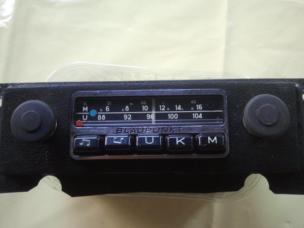 blaupunkt autoradio in bensheim oldtimer youngtimer. Black Bedroom Furniture Sets. Home Design Ideas
