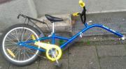 Blue bird Trailerbike,
