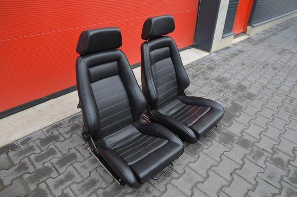 bmw 2002 e21 recaro sportsitze ti tii turbo 323i e24. Black Bedroom Furniture Sets. Home Design Ideas