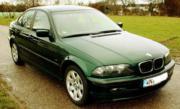 BMW 320d, Grüne