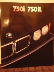 BMW 750i/iL