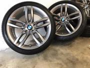 BMW M461 Ferricgrey