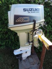 Bootsmotor Suzuki 40