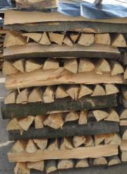 Brennholz Buche - Scheite