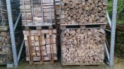 Brennholz Kaminholz Ofenfertig