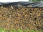 Brennholz - Kastanie zu