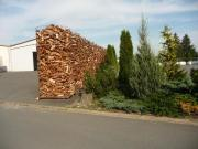 Brennholz, trocken, 2