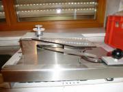 Brötchenfix Brötchenaufschneidemaschine