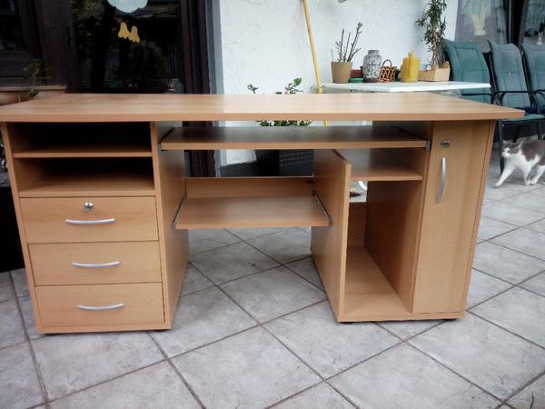 computer schreibtische neu und gebraucht kaufen bei. Black Bedroom Furniture Sets. Home Design Ideas
