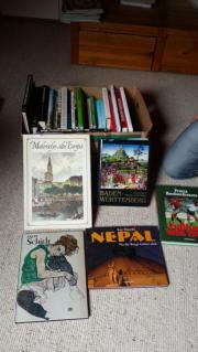 Bücher, Bildbände über