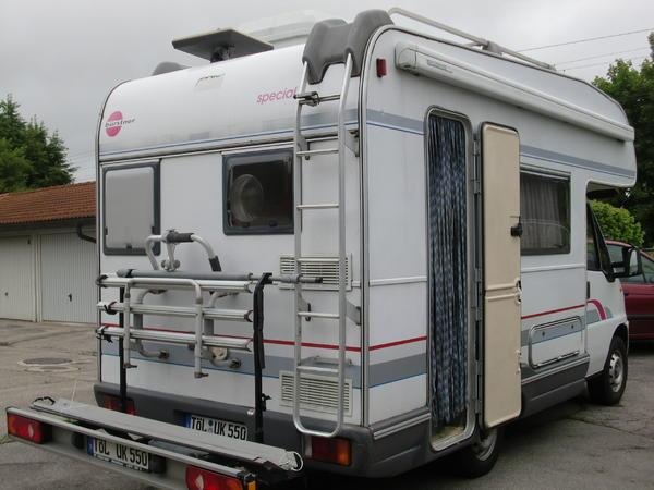 b rstner a 532 spezial einsteigen und ab in den urlaub in wolfratshausen wohnmobile kaufen. Black Bedroom Furniture Sets. Home Design Ideas