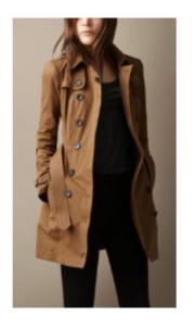 Burberry Trenchcoat, Original
