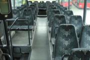 Bussitze, Doppelbank, Bus