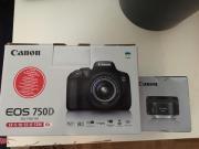 CANON EOS 750D +