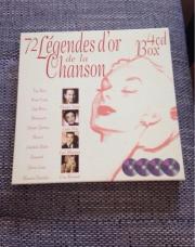 CD-Box Chansons