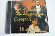CD Pavarotti - Carreras -