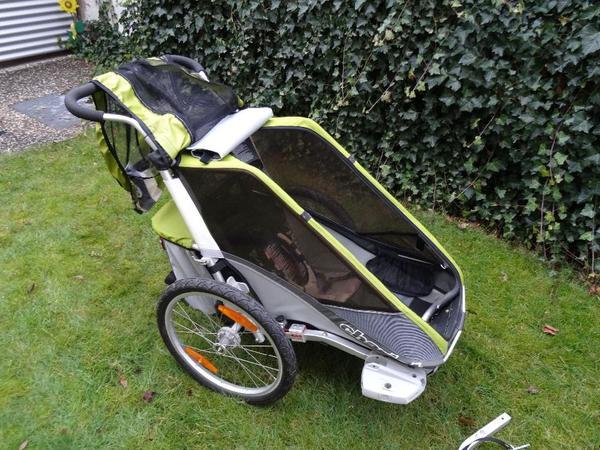 chariot cougar 1 in altdorf buggys sportwagen kaufen. Black Bedroom Furniture Sets. Home Design Ideas