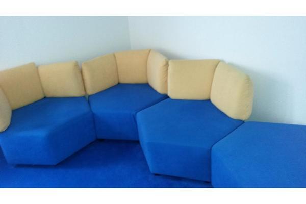 cocktailsessel gem tliche sitzlounge 7 teilig in. Black Bedroom Furniture Sets. Home Design Ideas