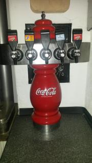Coka Cola Zapfanlage