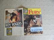 Comics 1961 Fury