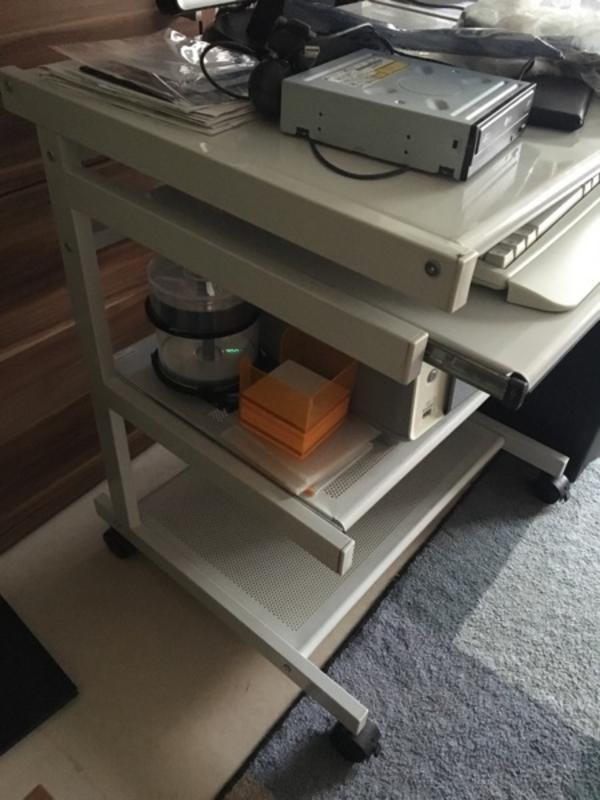 computertisch kaufen gebraucht und g nstig. Black Bedroom Furniture Sets. Home Design Ideas