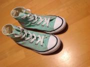 Converse Chucks mintgrün
