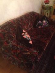 Couch mit zwei