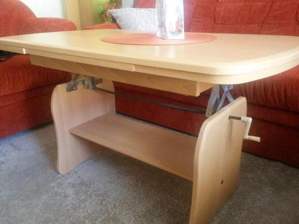 couchtisch buche neu und gebraucht kaufen bei. Black Bedroom Furniture Sets. Home Design Ideas