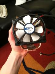CPU-Kühler/Cooler