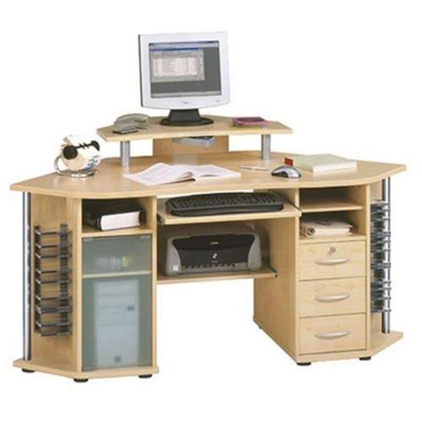 cs 138 e jahnke computer eck schreibtisch 90 x 165 x. Black Bedroom Furniture Sets. Home Design Ideas