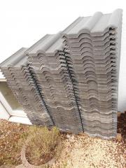 Dachziegel von Finkenberger -