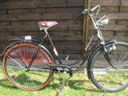 Damenfahrrad Oldtimerfarhrrad 28