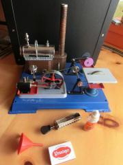 Dampfmaschine Wilesco D101