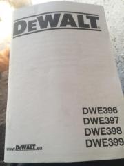 DE WALT Spezialsäge