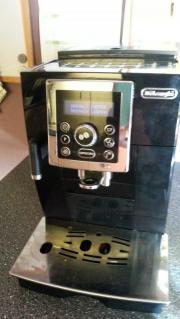 DeLonghi ECAM 23.450.S Kaffeevollautomat 6 Jahre alt, wegen beruflicher Veränderung zu verkaufen, sehr guter Zustand, mit Milchbehälter Test-Fazit: Der DeLonghi Ecam 23.450 fällt nicht nur ... 199,- D-55286Sulzheim Heute, 13:32 Uhr, Sulzheim - DeLonghi ECAM 23.450.S Kaffeevollautomat 6 Jahre alt, wegen beruflicher Veränderung zu verkaufen, sehr guter Zustand, mit Milchbehälter Test-Fazit: Der DeLonghi Ecam 23.450 fällt nicht nur